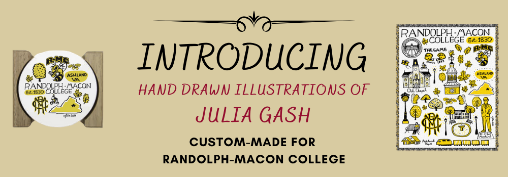 Introducing the custom illustrations of Julia Gash - Hand drawn, spirited, and creative