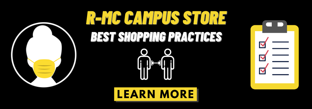 Best shopping practices. Learn more about the store's COVID-19 policies by clicking this slide.