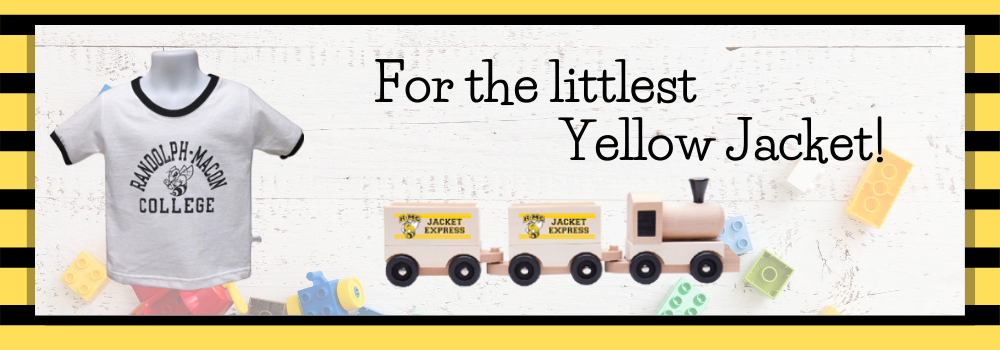Shop our infant section. For the littlest Yellow Jacket