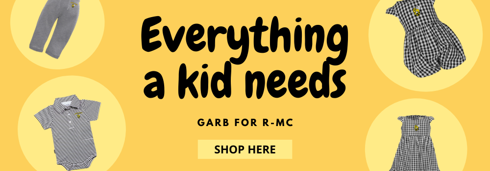 Shop our Garb collection. For the littlest Yellow Jacket