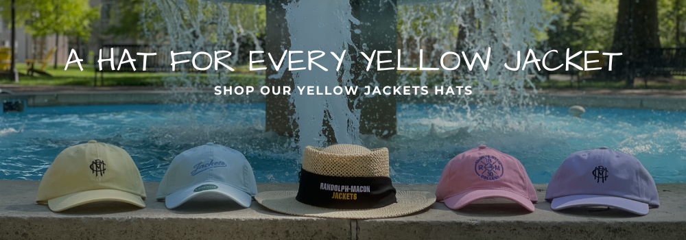 A hat for every Yellow Jacket