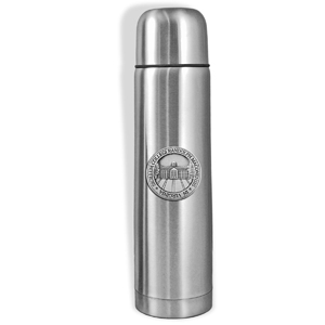 BOTTLE SEAL PEWTERTHERMOS | Randolph-Macon Campus Store