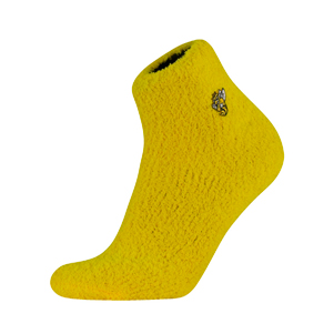 Image For COZY SOCKS YELLOW
