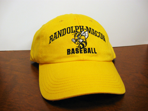 Image For HAT YELLOW RANDOLPH-MACON BASEBALL BY RICHARDSON