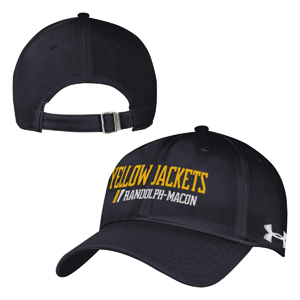 Image For UNDER ARMOUR YELLOW JACKETS RM HAT