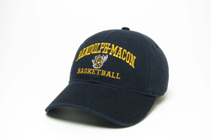Image For HAT R-M BASKETBALL BLACK BY LEGACY