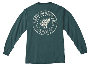 Image For LONG SLEEVED POCKET TEE R-MC S-XL