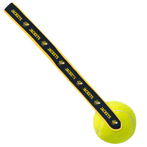 Image For WOVEN TENNIS BALL TOSS TOY JACKETS BY JARDINE COLLEGIATE