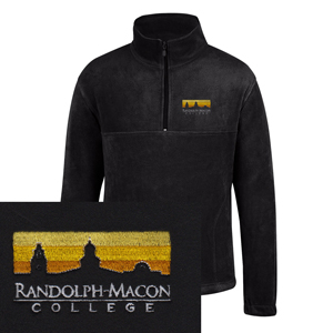 Image For USCAPE 1/4 ZIP FLEECE PULLOVER RMC