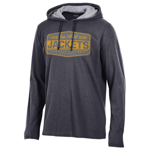 Image For TEE LONG SLEEVE HAMPTON HOOD RMC BY GEAR FOR SPORTS