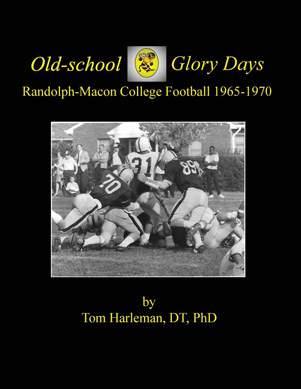 Image For OLD-SCHOOL GLORY DAYS R-MC FOOTBALL 1965-1970 BY HARLEMAN