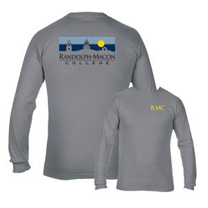 Image For USCAPE TEE LONG SLEEVED RMC COMFORT COLORS