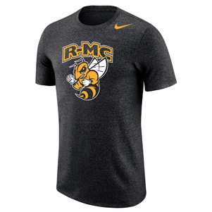 Image For NIKE TEE KNIT MARLED R-MC YELLOW JACKET
