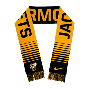 Image For NIKE SCARF RMC JACKETS GOLD/BLACK