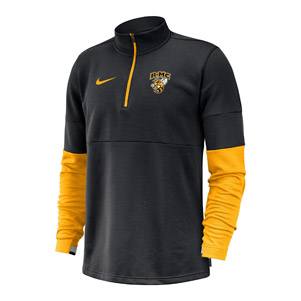 Image For NIKE SIDELINE R-MC MEN'S COACH 1/2 ZIP TOP